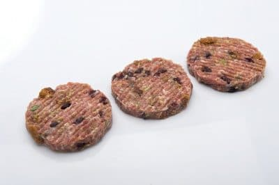 veluwse wildburger met cranberry vers