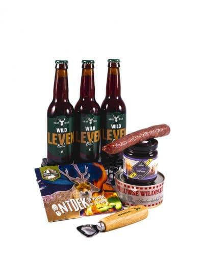 hert bier wildpakket