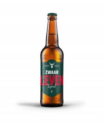 hert bier zwaar leven tripel
